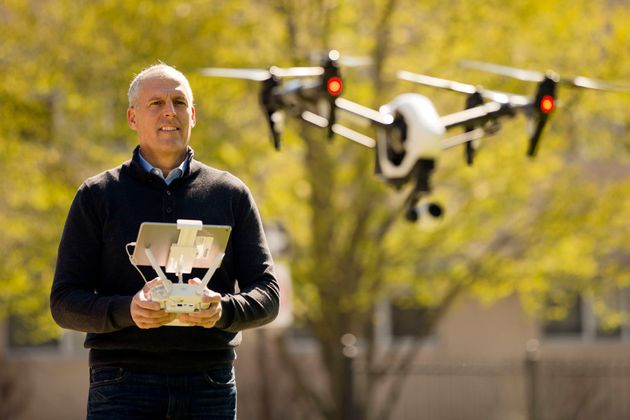 Here's Where You Can Fly Drones If You're A