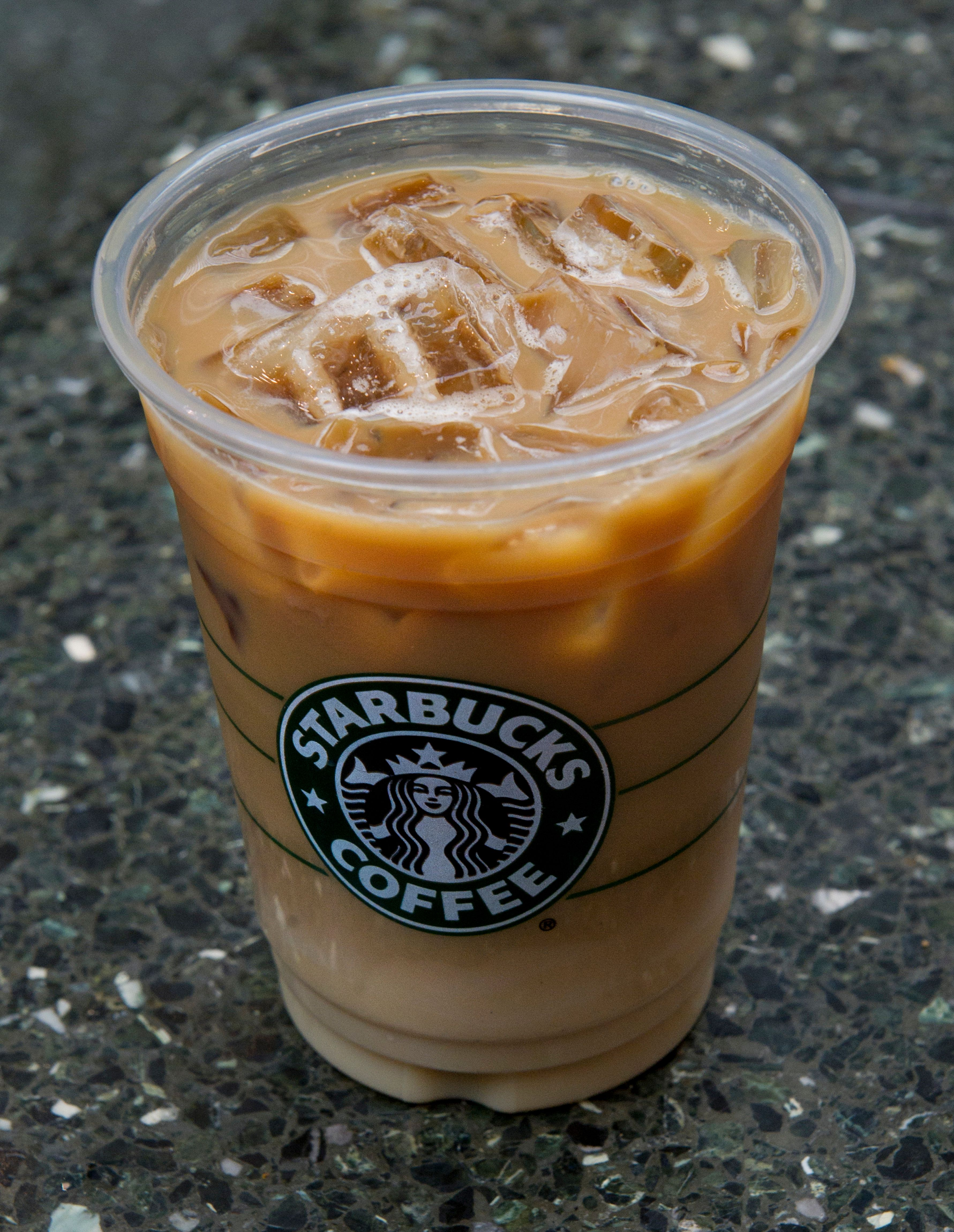 A miffed Starbucks customer is suing the coffee chain for $5 million, accusing them of watering down cold beverages with a di