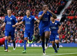 Leicester City Fans Have To Wait For Premier League Title After Manchester United Draw