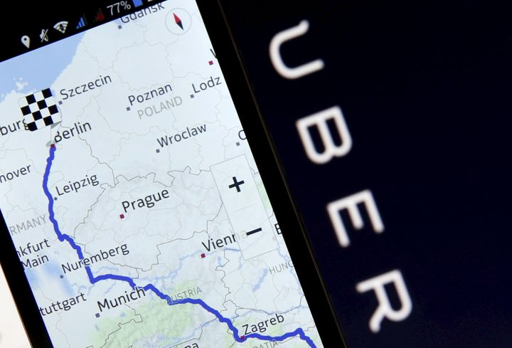 Uber Drivers In New York Form Labor Association | HuffPost