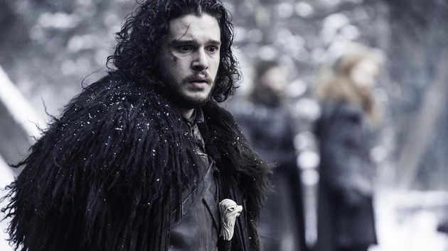 Kit Harington Is 'Sorry' About That Big Jon Snow