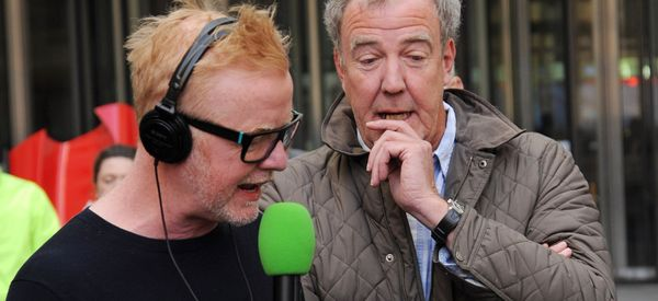Chris Evans Speaks Out Over Jeremy Clarkson's 'Bizarre' Exit From 'Top Gear'