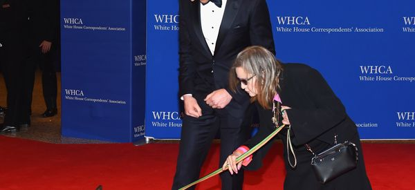 Tom Hiddleston Manages To Get Upstaged... By Carrie Fisher's Dog