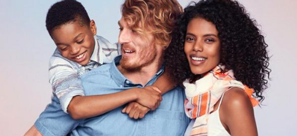 Internet Perfectly Shuts Down Racist Trolling Of Old Navy's Interracial Ad