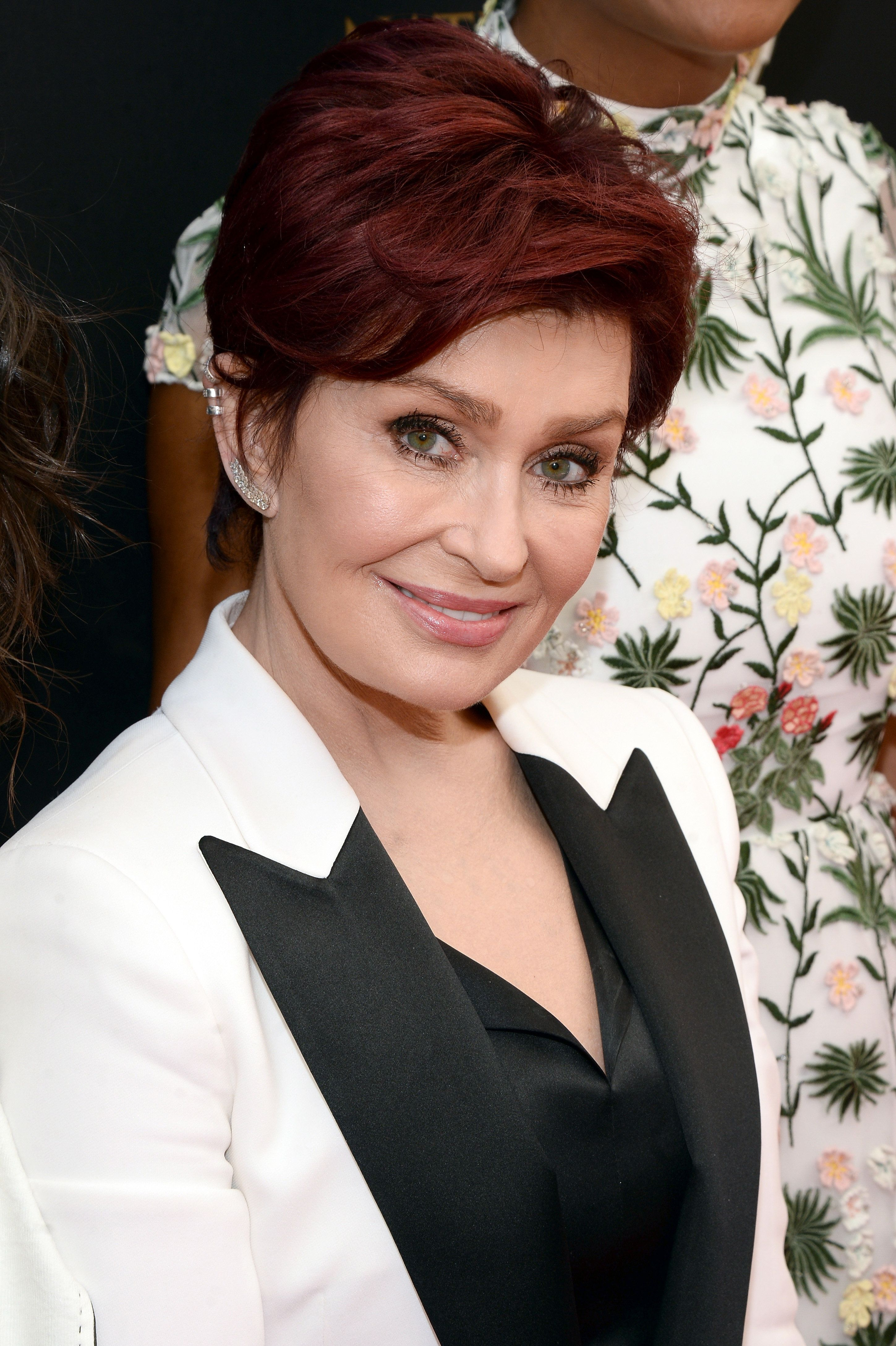 LOS ANGELES, CA - MAY 01:  TV personality Sharon Osbourne walks the red carpet at the 43rd Annual Daytime Emmy Awards at the Westin Bonaventure Hotel on May 1, 2016 in Los Angeles, California.  (Photo by Matt Winkelmeyer/Getty Images for NATAS)