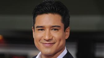 WESTWOOD, CA - FEBRUARY 01:  Actor/TV personality Mario Lopez arrives at the premiere of Universal Pictures' 'Hail, Caesar!' at Regency Village Theatre on February 1, 2016 in Westwood, California.  (Photo by Gregg DeGuire/WireImage)