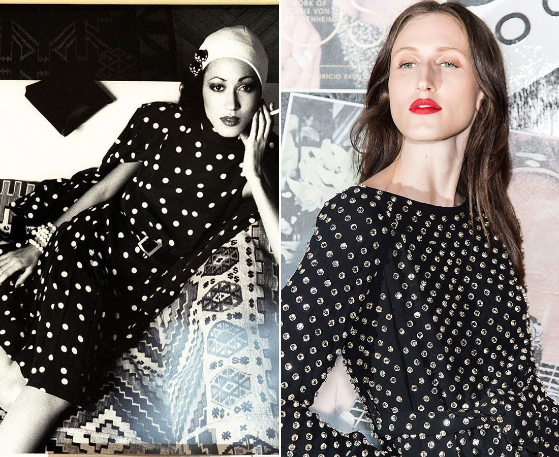 dress - Daughter the le bon introducing video