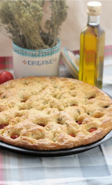 Recipes For Traditional Italian Focaccia Bread | The Huffington Post