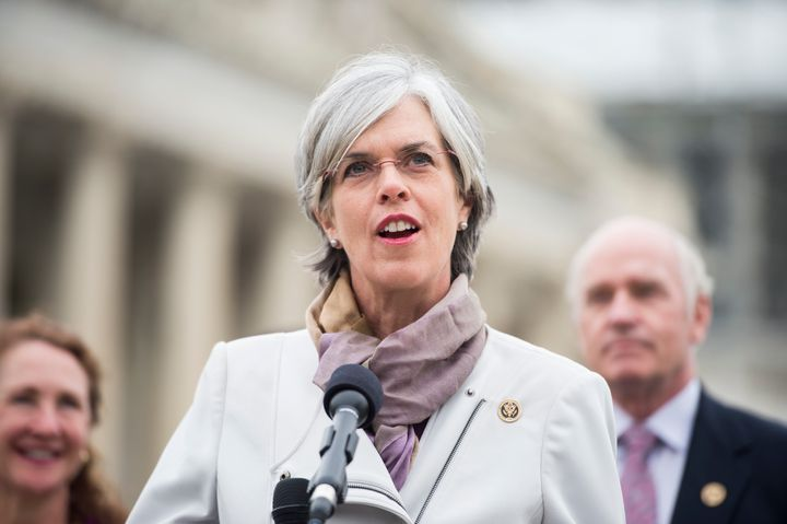 Rep. Katherine Clark (D-Mass.) is going after religious colleges that tryto make life harder for LGBT students.