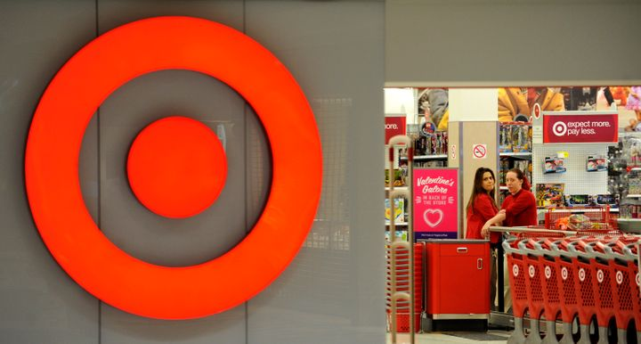 A director for the American Family Association says it has been sending men into women's restrooms at Target stores in respon