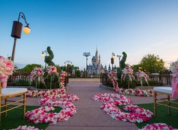 You Can Now Marry Right In Front Of Cinderella Castle At Disney World