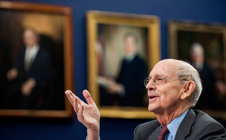 Justice Stephen Breyer wanted to hear the California case, but the court said no.