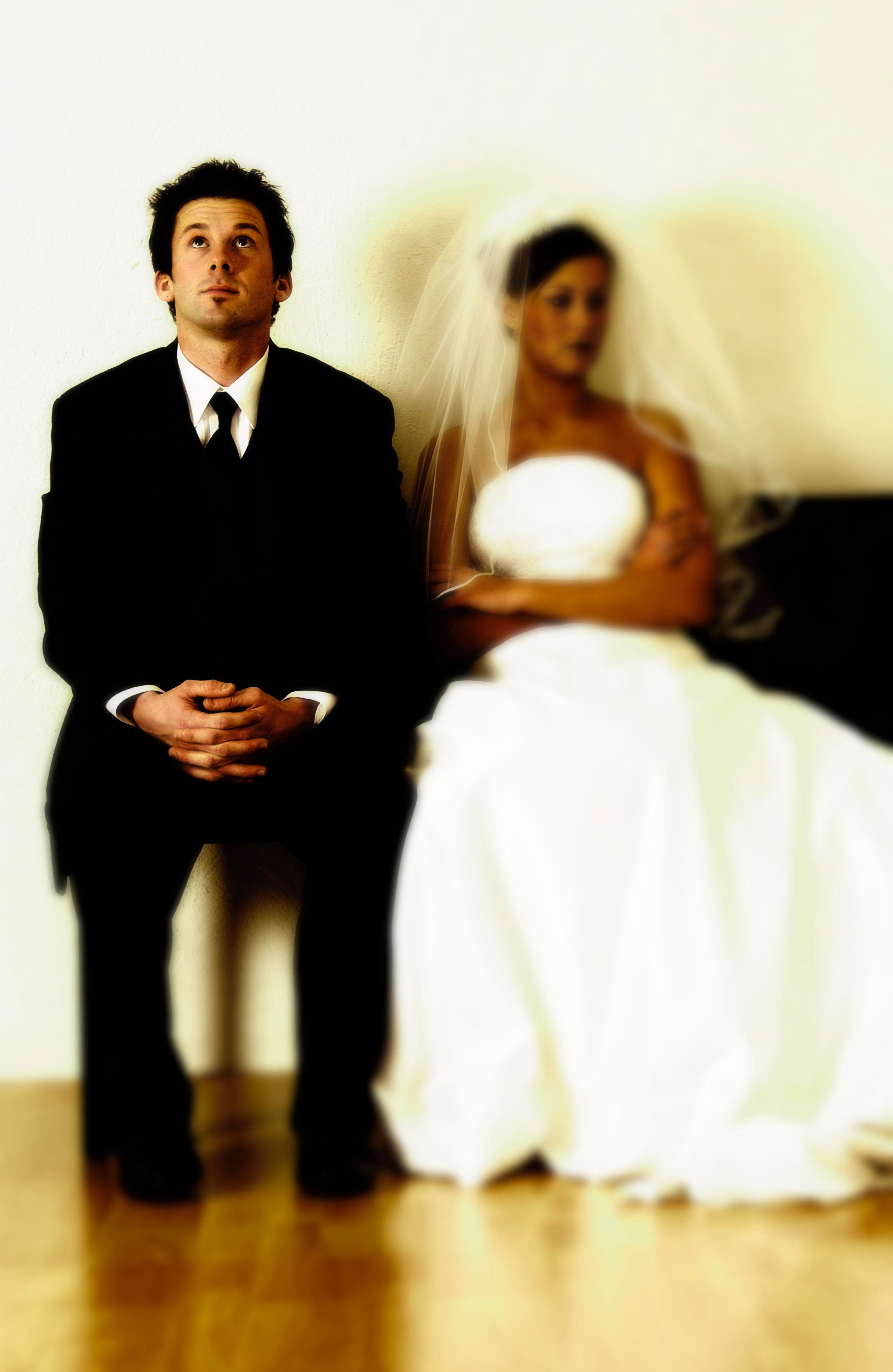 Dating a married man not yet divorced