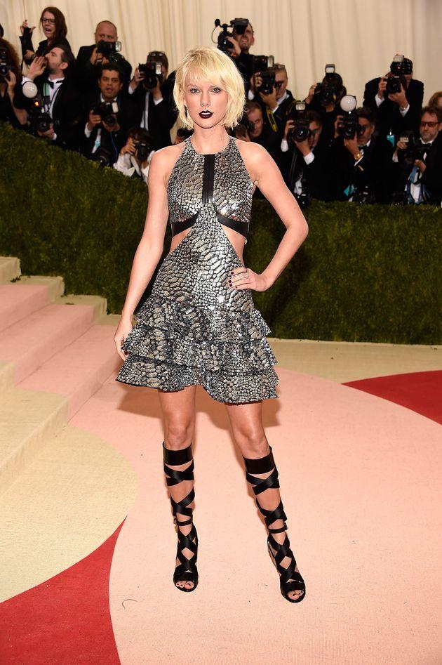 Met Gala 2016: Taylor Swift Goes