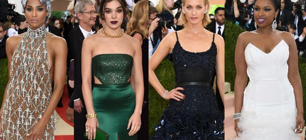 Several Major Stars Wore H&M On The Met Gala Red Carpet
