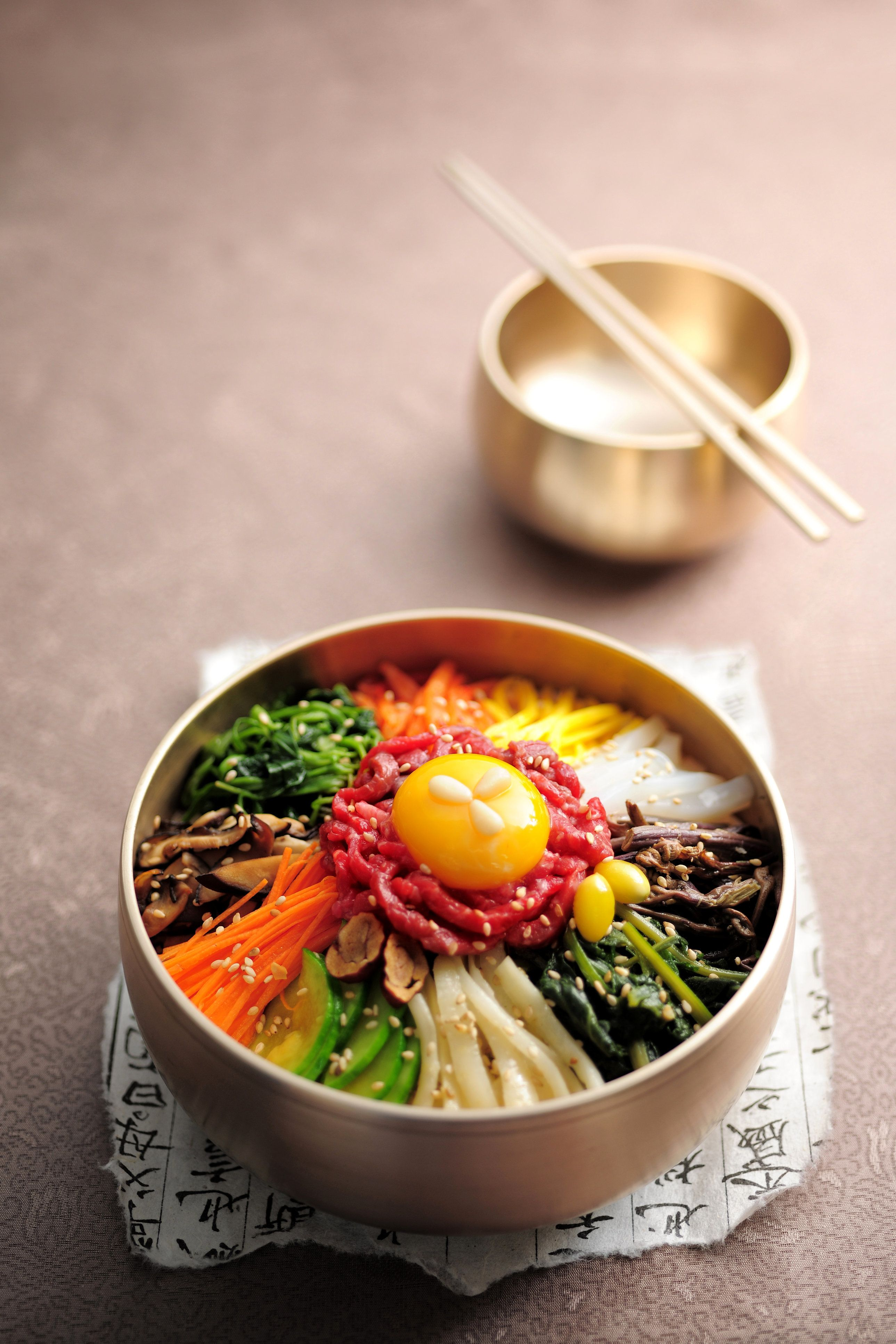 Korean dish, Bibimbop