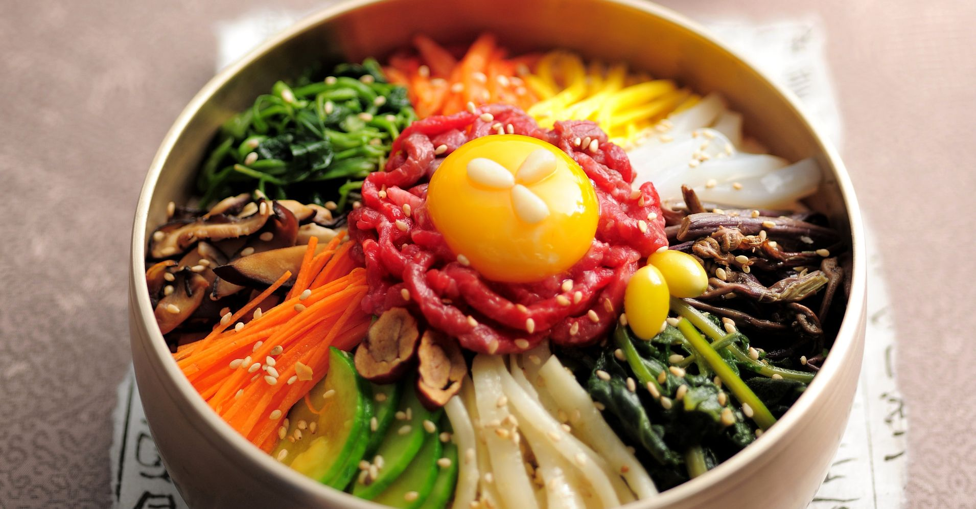 Bibimbap, The Delicious Dish That You're Probably Too ...