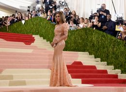 Beyoncé Looked Flawless At The 2016 Met Gala