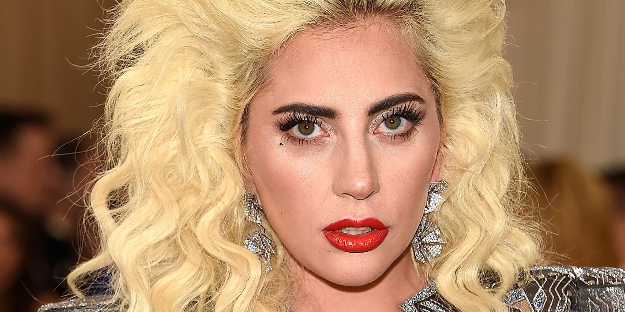 Lady Gaga: Lady Gaga Goes Pantless In Circuit-Board Leotard At The