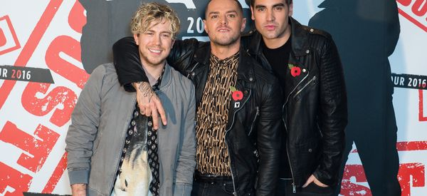 Busted Unveil Their First Original Song In 12 Years
