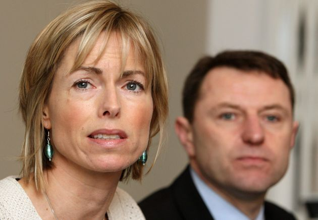 Kate and Gerry McCann have vowed to never give up searching for their