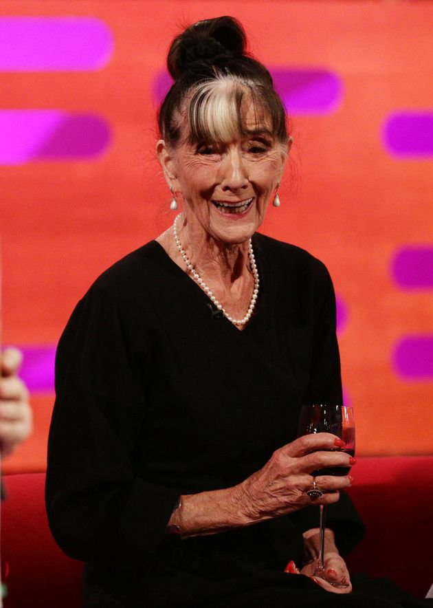 June Brown made an embarrassing error when Denise joined the