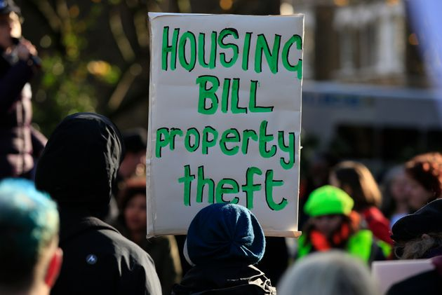 Housing Bill: 21 Defeats And U-Turns Inflicted By The House of