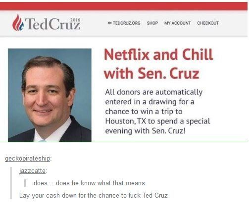 Ted Cruz Might Be A Reptilian Imposter, If You Believe These