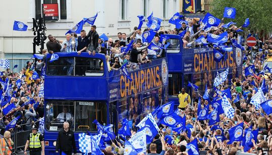 Leicester Is Gearing Up For Its Second Open Top Bus Parade In Just Two