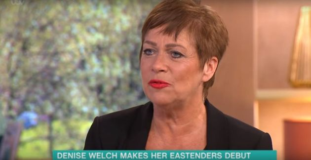 Denise Welch appeared on 'This