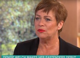 Denise Welch Recalls Awkward 'EastEnders' Encounter With June Brown
