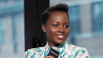 NEW YORK, NY - MARCH 10:  Actress Lupita Nyong'o speaks at the AOL Build Speakers Series about  'Eclipsed' at the at AOL Studios In New York on March 10, 2016 in New York City.  (Photo by Paul Zimmerman/WireImage)