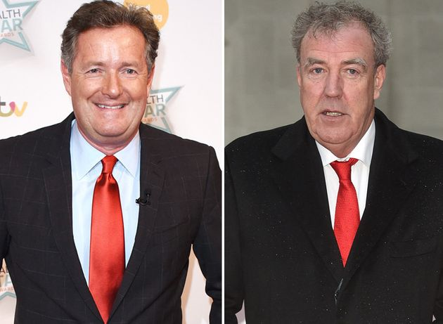 Piers Morgan and Jeremy