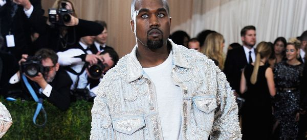Kanye Wore Ripped Jeans And Was Still The Best-Dressed Man At The Met Gala