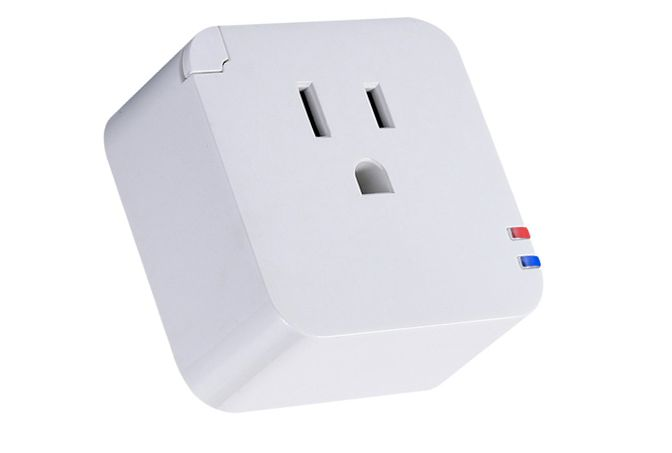 The Reset Plug monitors your Wi-Fi connection and resets it if the Internet goes out.