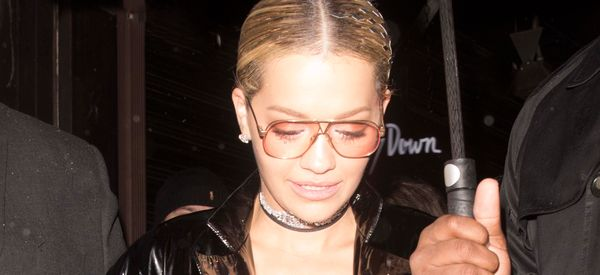 Rita Ora Pokes Fun At Jay Z Affair Rumours With Met Gala Party Outfit
