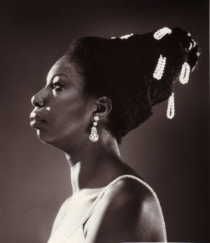 The incomparable Nina Simone.