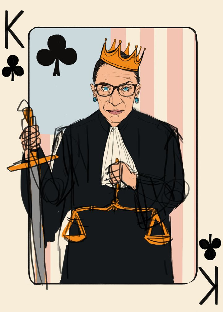 The Notorious (King) RBG