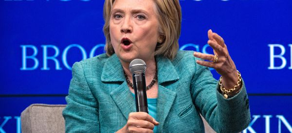 New York Times: Clinton Broke With Obama Administration On Iran Strategy
