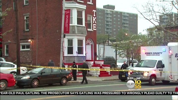 A New Jersey Institute of Technology student was fatally shot Monday during a burglary inside of the Tau Kappa Epsilon frater