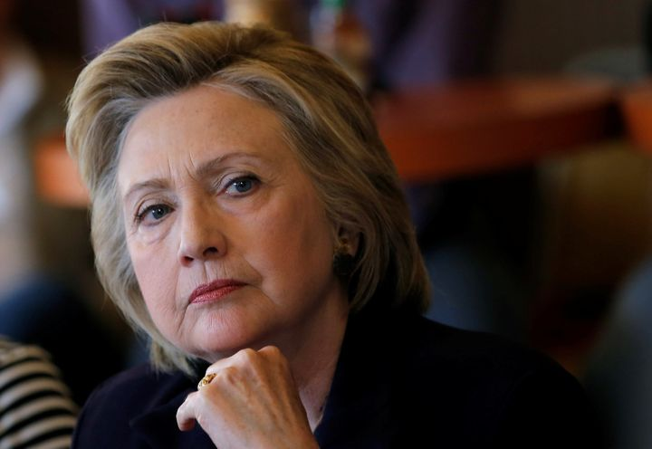 Democratic hopeful Hillary Clinton has made her share ofgaffes during this year's presidential campaign.