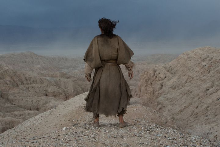 Christian theology presents Jesus as equal parts human and divine -- a theme the film explores in the character of Yeshua.
