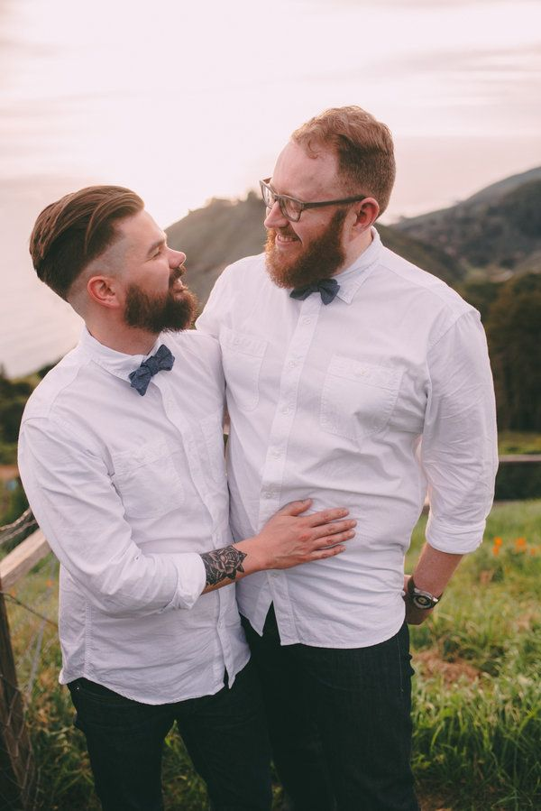 """After being together for eight years as a couple, we'd already made a commitment to each other. Having a giant legal ceremon"