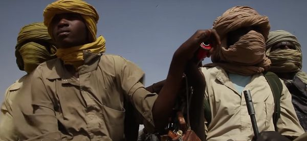 The Journey Of Two Journalists Into Darfur's Forgotten War