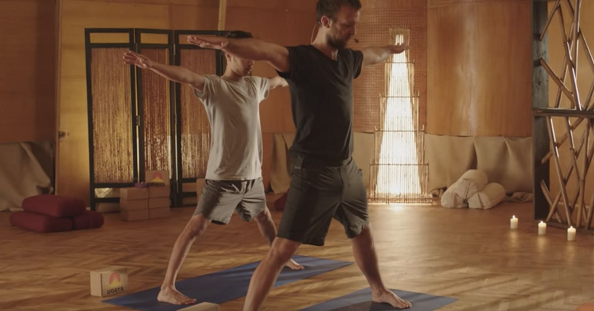 These Standing Yoga Poses Will Transform Your Posture