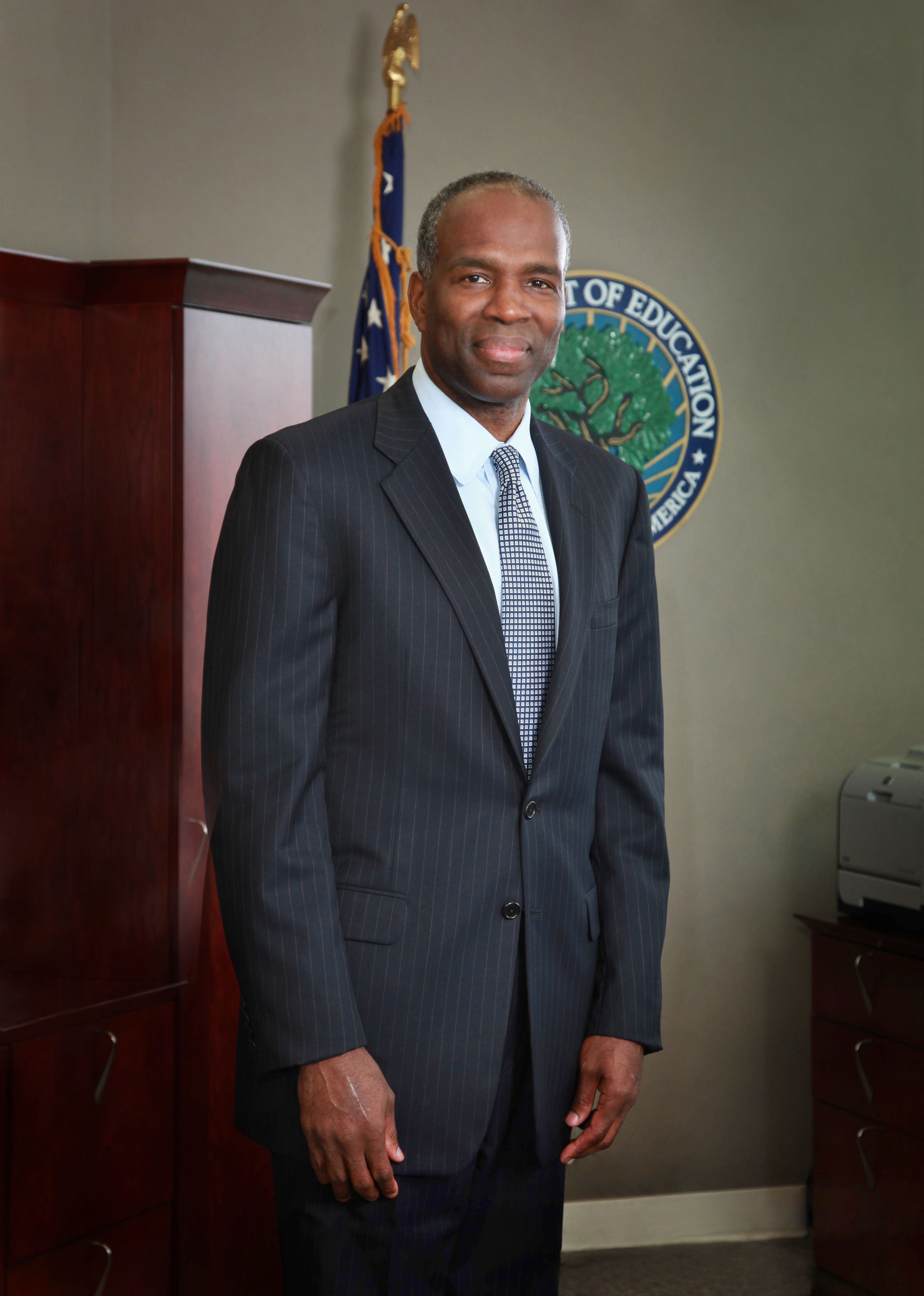 James Runcie will serve as the chief operating officer for the Education Department Federal Student Aid Office for the next t
