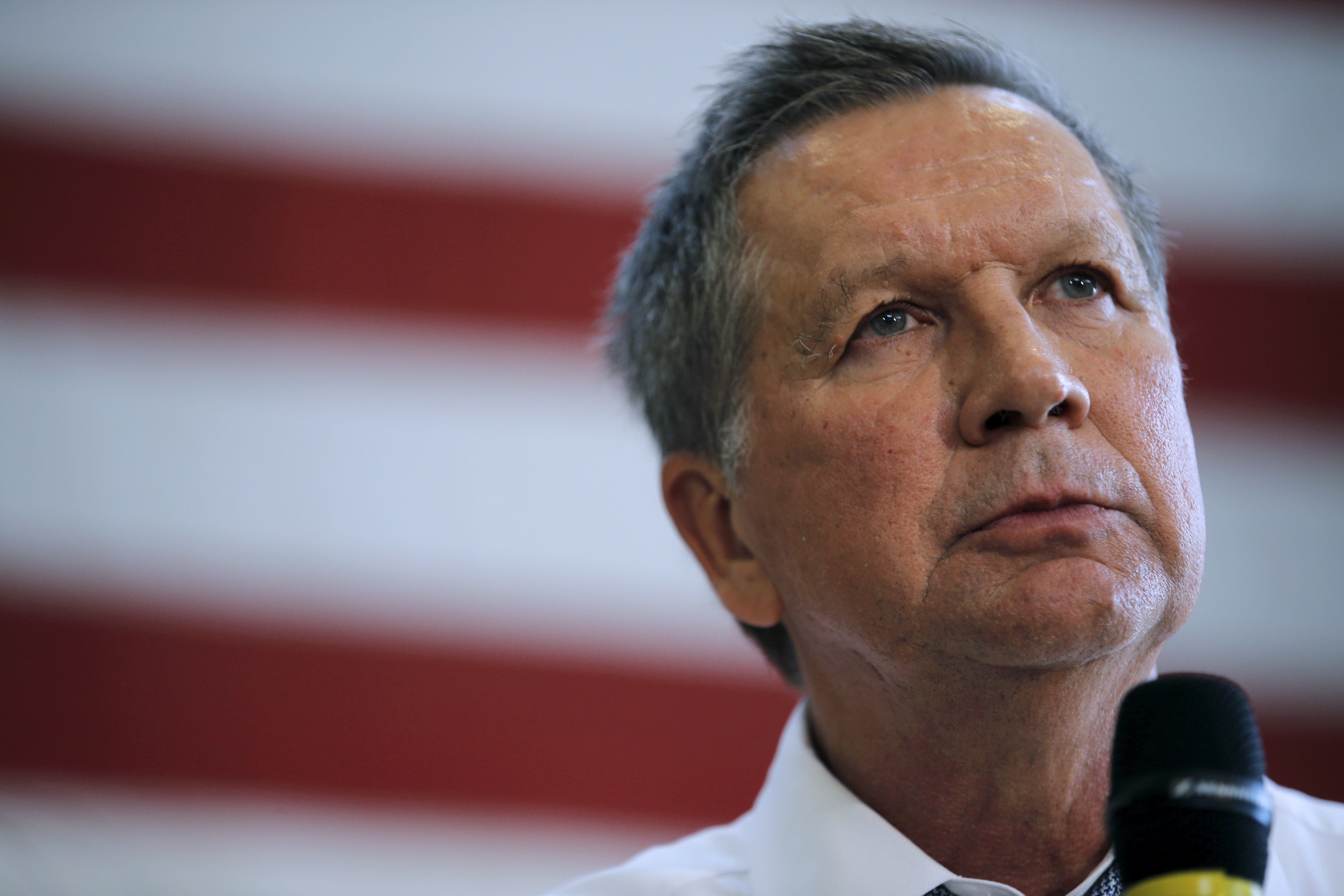 Ohio Gov. John Kasich (R) and the Republican-majority legislature enacted a Medicaid reform law this year.