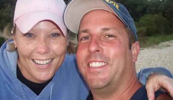 Kim met Jeff in 2007. She says she knew instantly that he was The One.