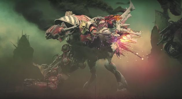 Dawn Of War 3 Trailer Heralds The Return Of A Cult Classic Within PC