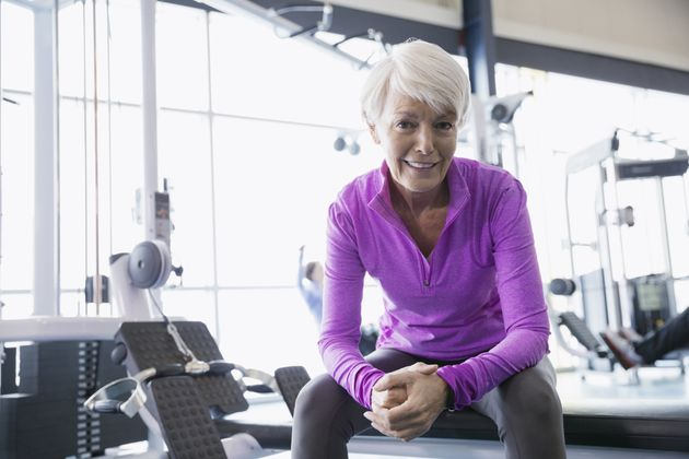 Revealed: The Exercise That Could Help People In Their Sixties Live